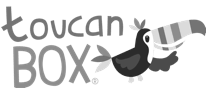 toucanBox - a web shop with creative materials